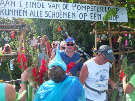 Tweede Pompster Ryd Rintocht groot succes